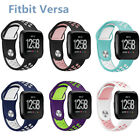 Kyпить For Fitbit Versa / 2 Wristband Strap Breathable Silicone Replacement Watch Band на еВаy.соm