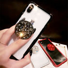 Diamond Bling New Put Expanding Accessory Stand Holder Mount For iPhone &Samsung