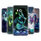 OFFICIAL ROSE KHAN DRAGONS SOFT GEL CASE FOR HTC PHONES 1