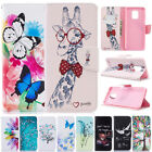 For Xiaomi Redmi Note 6 Pro 6A F1 A2 Lite Painted Leather Wallet Flip Case Cover