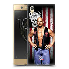 OFFICIAL WWE AMERICAN FLAG SUPERSTARS HARD BACK CASE FOR SONY PHONES 1