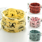 Внешний вид - Autumn Winter Boy Girls Baby Cartoon Dog Warm Scarf Cotton Neck Scarves Colorful