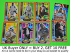 Topps Force Attax EXTRA Game STAR WARS The Force Awakens -{select your}- cards
