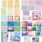 Внешний вид - 14PCS Craft Paper DIY Photo Album Background Scrapbooking Paper Decor Card