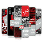 CUSTOM CUSTOMISED PERSONALISED LIVERPOOL FC GEL CASE FOR HUAWEI PHONES