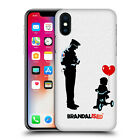 OFFICIAL BRANDALISED STREET GRAPHICS HARD BACK CASE FOR APPLE iPHONE PHONES