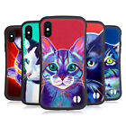 OFFICIAL DAWGART CATS HYBRID CASE FOR APPLE iPHONES PHONES