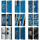 OFFICIAL NBA DALLAS MAVERICKS LEATHER BOOK WALLET CASE FOR APPLE iPHONE PHONES on eBay