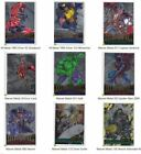 1995 Fleer Marvel Metal SILVER FLASHER Singles Pick 1+ Cards - Ship 25 Cents 4+