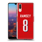 OFFICIAL ARSENAL FC 2018/19 PLAYERS HOME KIT GROUP 1 CASE FOR HUAWEI PHONES 1