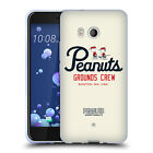 OFFICIAL PEANUTS VARSITY SPORTS SOFT GEL CASE FOR HTC PHONES 1