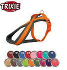 TRIXIE PREMIUM ADJUSTABLE DOG PUPPY HARNESS STRONG SOFT FLEECE THICK PADDING