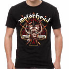 Motorhead Sword Spade Clean Heavy Metal Rock and Roll  Music T Shirt MHD20090