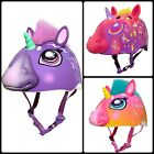 Children Kids Child Unicorn Bicycle Bike Helmet Nylon Adjustable Chin Strap NEW