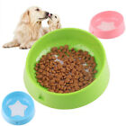 1 PC Pet Feeder Dog And Cat Bowls Cleaning Food Feed Puppy Healthy Eating Bowl