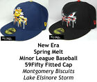 NEW ERA SPRING MELT MINOR LEAGUE BASEBALL 59FIFTY FITTED CAP - Assorted
