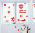 Merry Christmas Vinyl Art Home Window Store Wall Stickers Decal Decor Removable