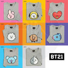 BTS BT21 Official Authentic Goods Long Sleeve T-Shirts Sleepwear pajamas