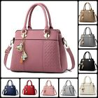 Tote Fashion Shoulder Bags Women Girl Multi Pocket Satchel Handbag Purse Bag NEW