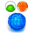 Pet Dog Cat Toy Squeaking Interactive Chew Toy Puppy Train Teeth Clean Play Ball