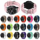 Silicone Bracelet Strap Watch Band For Fossil Q Wander /Fossil Q Founder Gen 1 2