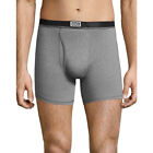 Hanes Men's Heritage Dyed Boxer Briefs Assorted 4-Pack