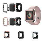 iWatch 38/42mm Sports Protective Case Cover Silicone For Apple Watch 1/2/3 New