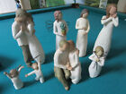Willow Tree hand-painted sculpted figurines by Susan Lordi sold individually
