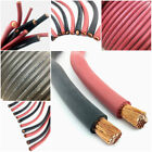 Welding Cable Flexible Rubber SGR Battery Cable SAE J1127 Pure Copper USA Made