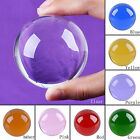 9 Color Crystal Ball Sphere Healing Crystal Photo Props Venue Decor 60mm