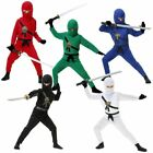 Charades Ninja Avenger Warrior Series Childrens Kids Halloween Costume 84372