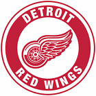 Detroit Red Wings Circle Logo Vinyl Decal / Sticker 5 Sizes!!! $3.99 USD on eBay