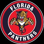 Florida Panthers Circle Logo Vinyl Decal / Sticker 5 Sizes!!! $3.99 USD on eBay