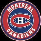 Montreal Canadiens Circle Logo Vinyl Decal / Sticker 5 Sizes!!! $5.99 USD on eBay