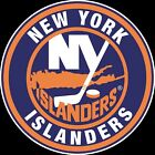 New York Islanders Circle Logo Vinyl Decal / Sticker 5 Sizes!!! $3.99 USD on eBay