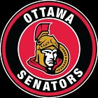 Ottawa Senators Circle Logo Vinyl Decal / Sticker 5 Sizes!!! on eBay