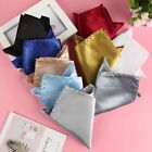 Внешний вид - 10Pcs Polyester Table Linen Napkins Dinner Cloth Wedding Party Home Decor New