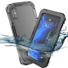 Внешний вид - New Waterproof Shockproof TPU Hard Case Cover For iPhone XS MAX XR X 7 6S 8 Plus