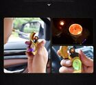 New USB Electric Jet windproof LIGHTER Flameless Metal Cigarette Gift Gas UK
