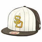"New Era 59Fifty San Diego Padres 91' ""Vintage Stripe"" Fitted Hat (BR) Men's Cap on Ebay"