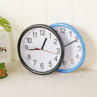 Large Vintage Silent Analogue Round Wall Clock Home Bedroom Kitchen Quartz NT5