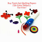 Electric Slotted Paper Craft Quilling Tool Origami Winder Steel Curling Pen ZZh