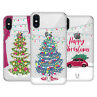 HEAD CASE DESIGNS MERRY CHRISTMAS TREES HARD BACK CASE FOR APPLE iPHONE PHONES