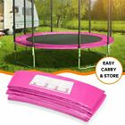 Safety Pad Mat Round Pad Cover Replacement for 10'/12'/14'/15' Trampoline Frame image