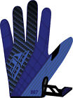 Fly Racing 16 907 MX Black/Blue Cold Weather ATV Motocross Offroad Riding Glove
