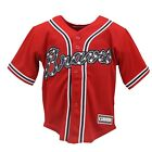 Atlanta Braves Official MLB Genuine Apparel Infant Toddler Size Jersey New Tags on Ebay