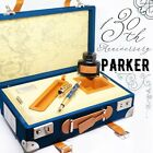 Parker Duofold 130th Anniversary Limited Edition 18K Fountain Pen full set