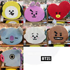 BTS BT21 Official Authentic Goods Sitting Cushion 7Characters +Tracking Num