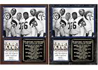 Fearsome Foursome Los Angeles Rams Photo Plaque $28.95 USD on eBay