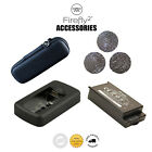 Firefly 2 Accessories - Battery, External Charger, Zipper Case, Concentrate Pads